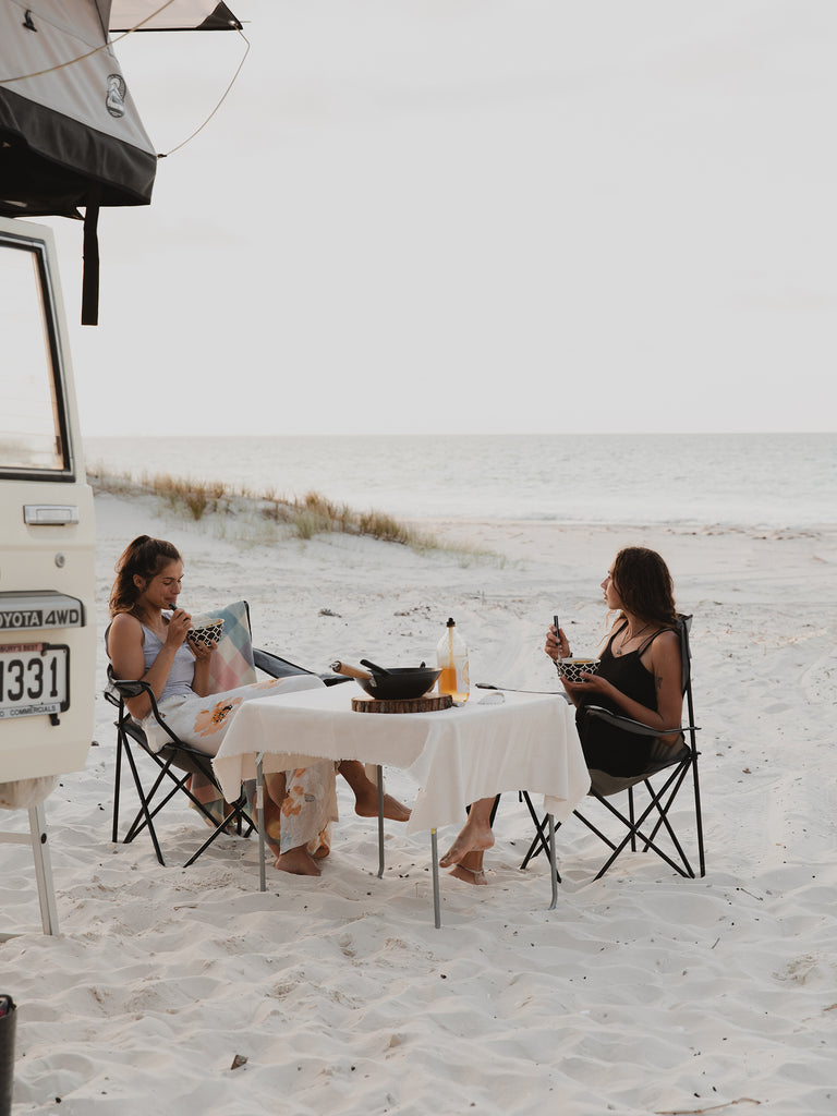 Slower Living at the Beach