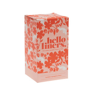 Hello Liners 6 Pack