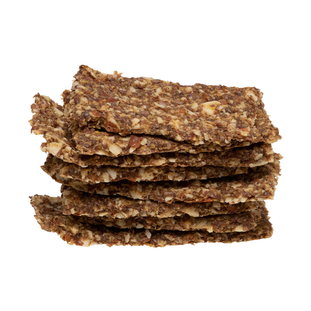 Almond & Flax Crackers
