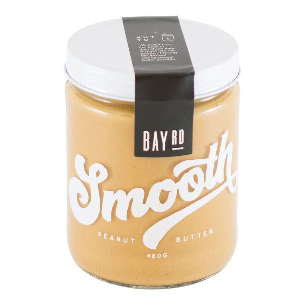 Bay Road Smooth Peanut Butter