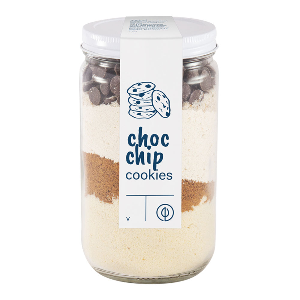 Choc Chip Cookie Jar Mix