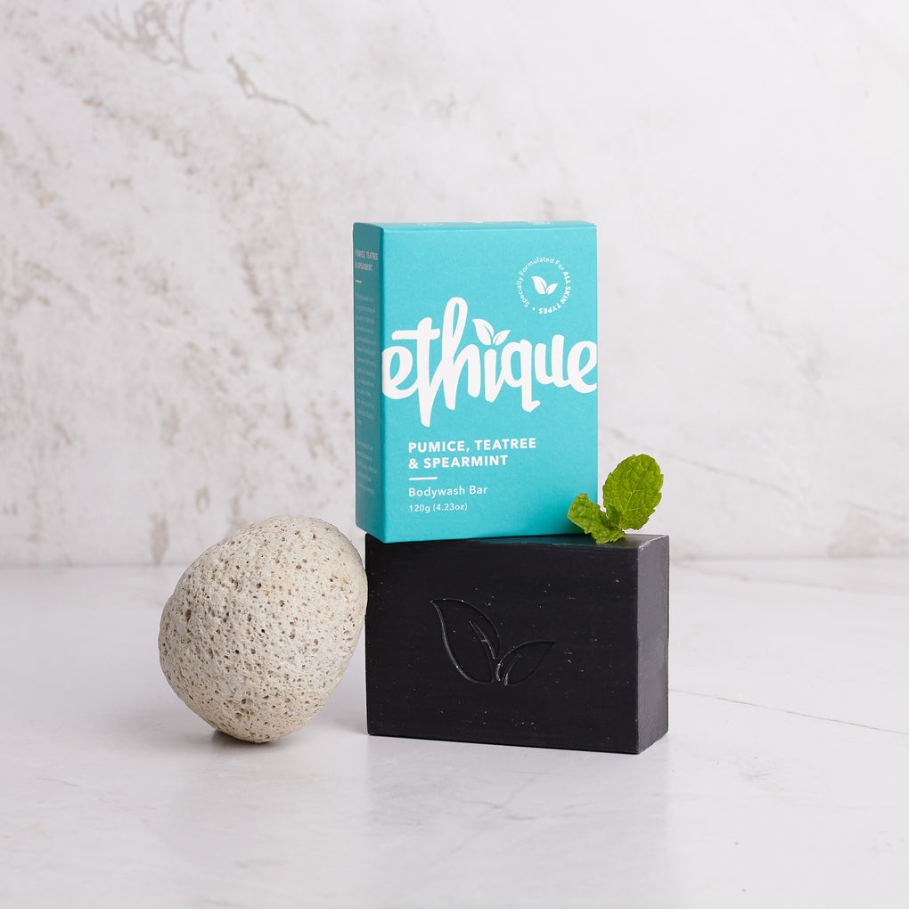 Ethique - Pumice Teatree & Spearmint Body Wash