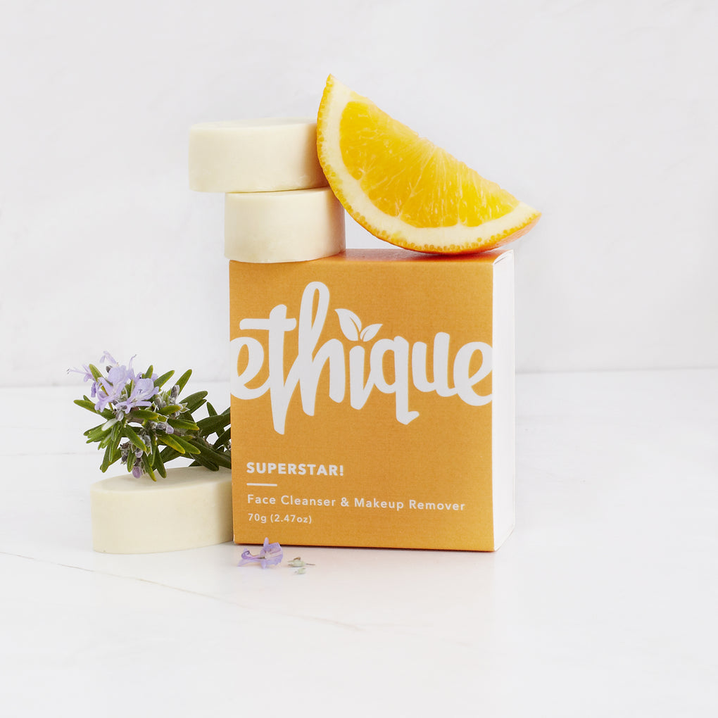 Ethique - Superstar Makeup Remover Bar