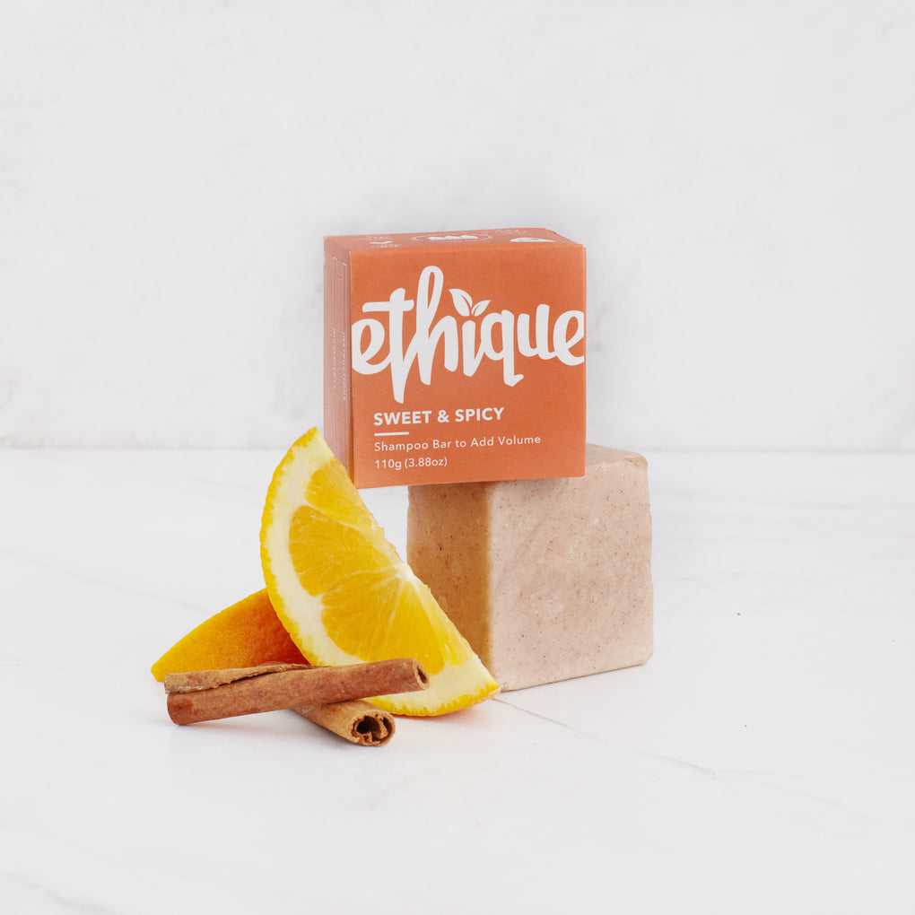 Ethique - Sweet & Spicy Shampoo Bar