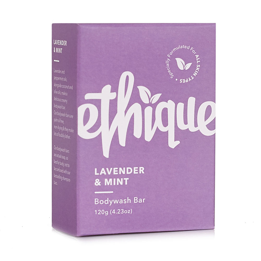 Ethique - Lavender & Peppermint Body Wash