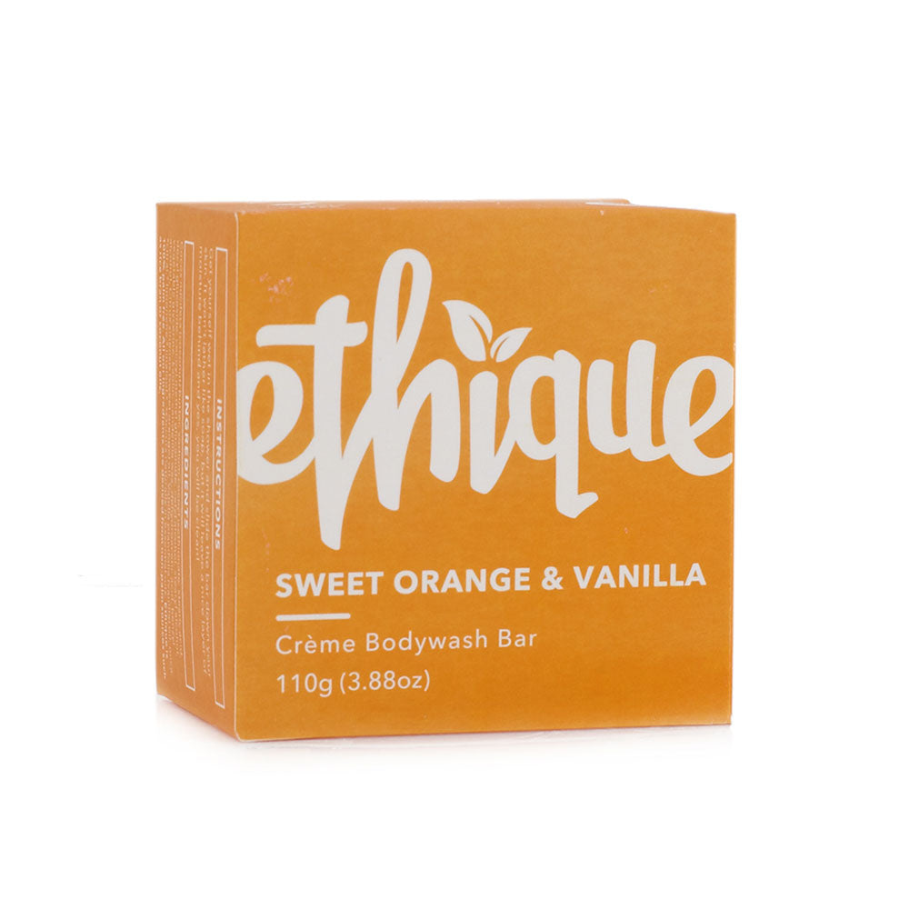 Ethique - Sweet Orange & Vanilla creme wash