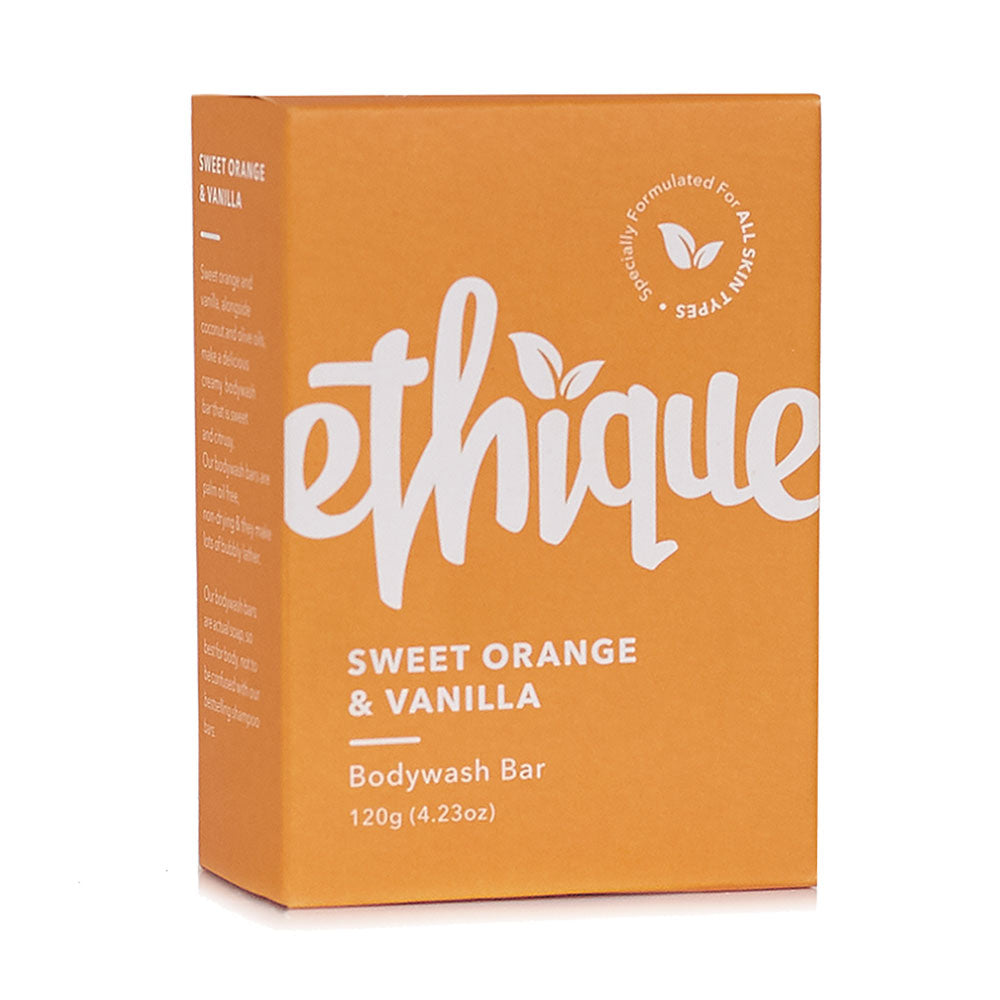 Ethique - Sweet Orange & Vanilla Body Wash