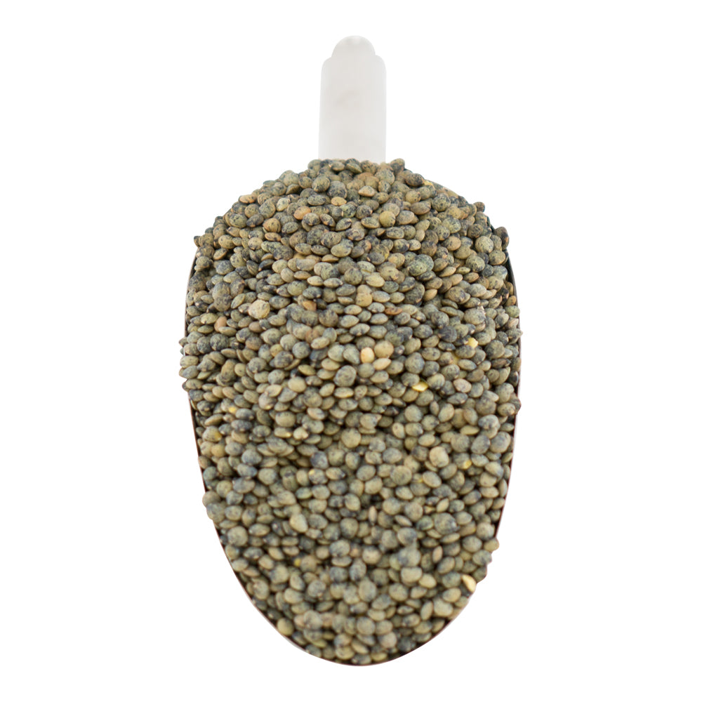 Green French Lentils - Organic
