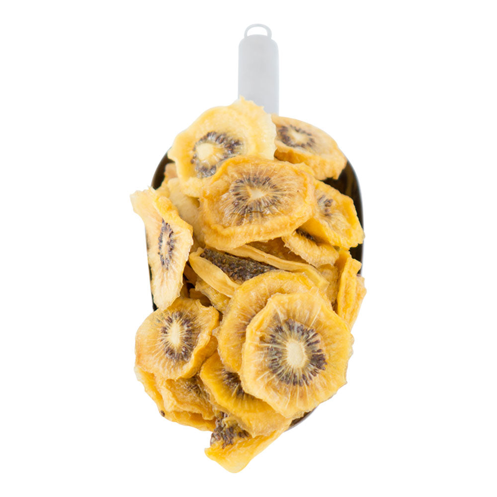 Dried Golden Kiwifruit - Organic