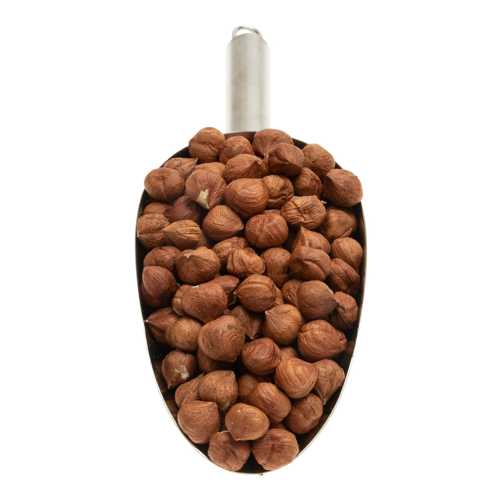 Raw Whole Hazelnuts - Organic