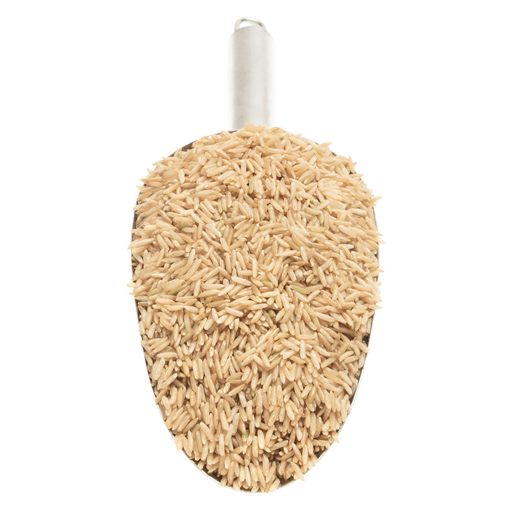 Brown Long Grain Rice - Organic