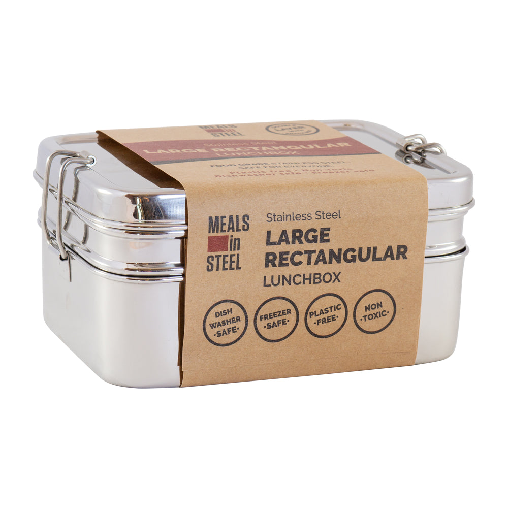 Lunchbox - Rectangular Double Layer