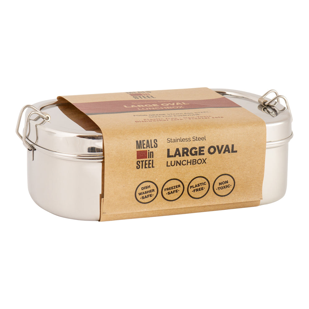 Lunchbox - Large Oval