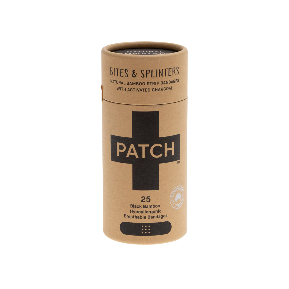 PATCH - Band Aid - Charcoal