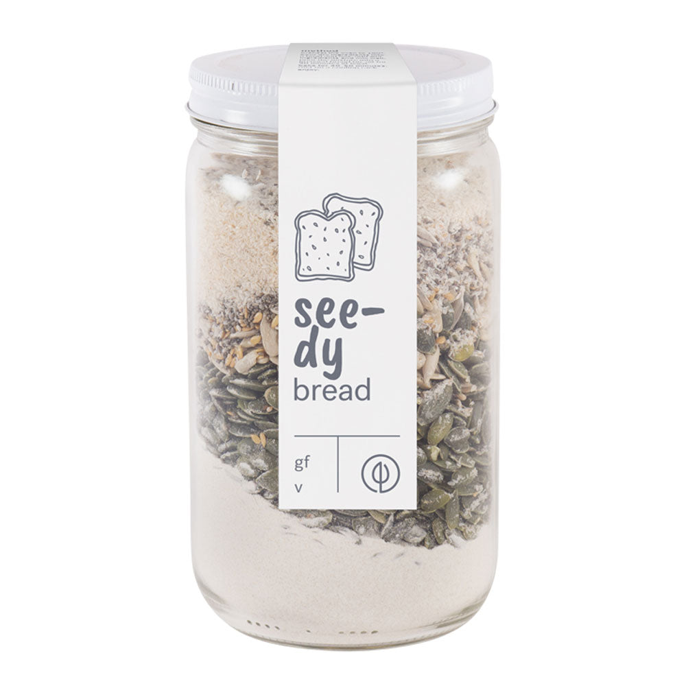 Seedy Bread Jar Mix
