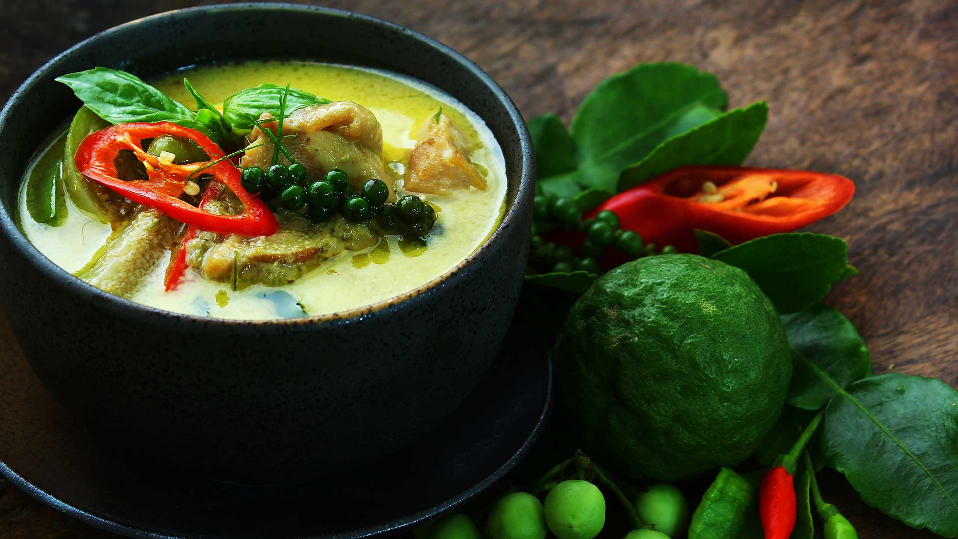 New Recipe - Thai Green Curry
