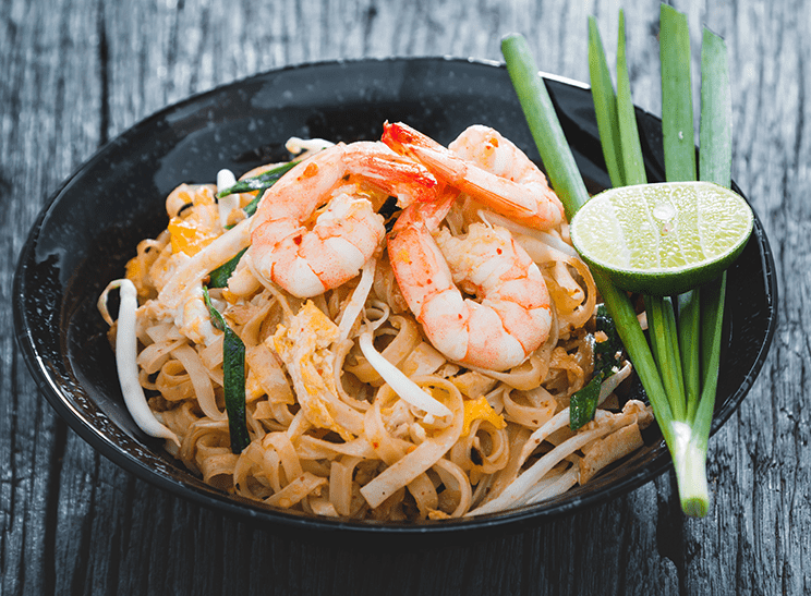 Pad Thai Recipe (Thai Fried Noodles)