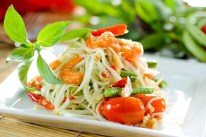 Som Tam – The Spicy Salad