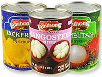 Canned Thai Fruit