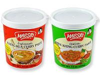 Other Thai Curry Pastes