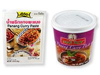 Thai Panang Curry Pastes