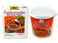 Thai Red Curry Pastes