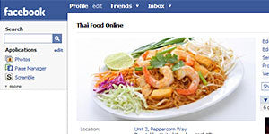 Thai Food Online Facebook Group