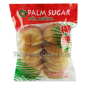 Palm sugar blocks