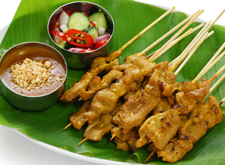 Satay Chicken Recipe