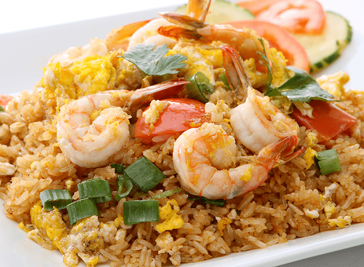 Fried Rice Thai Bobotie