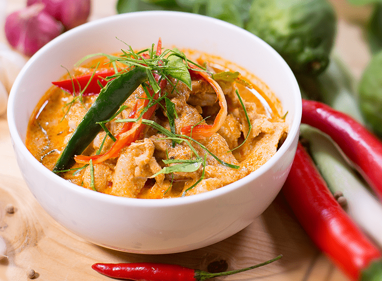 Thai Panang Curry Recipe