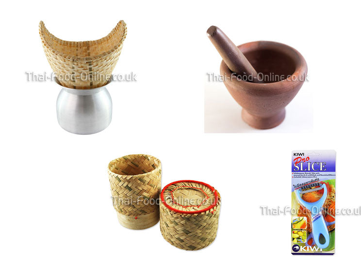 Thai Cookware and Tableware