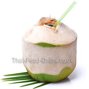 Coconut (young)