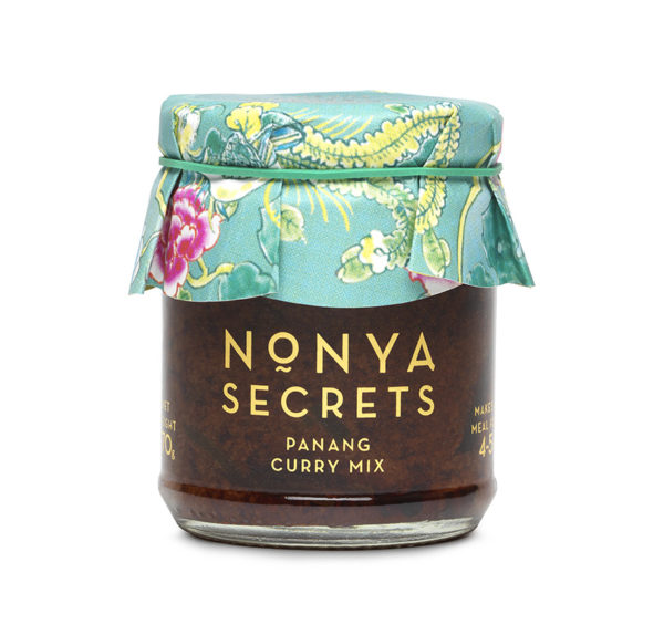 Panang Curry Mix 170g by Nonya Secrets