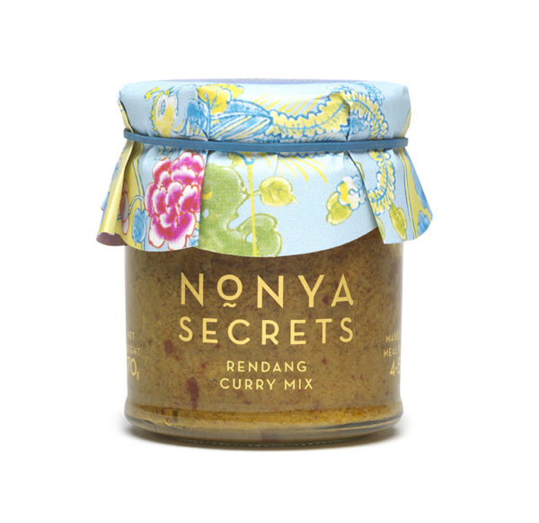 Rendang Curry Mix 170g by Nonya Secrets