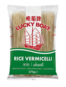 Rice Vermicelli 375g by Lucky Boat