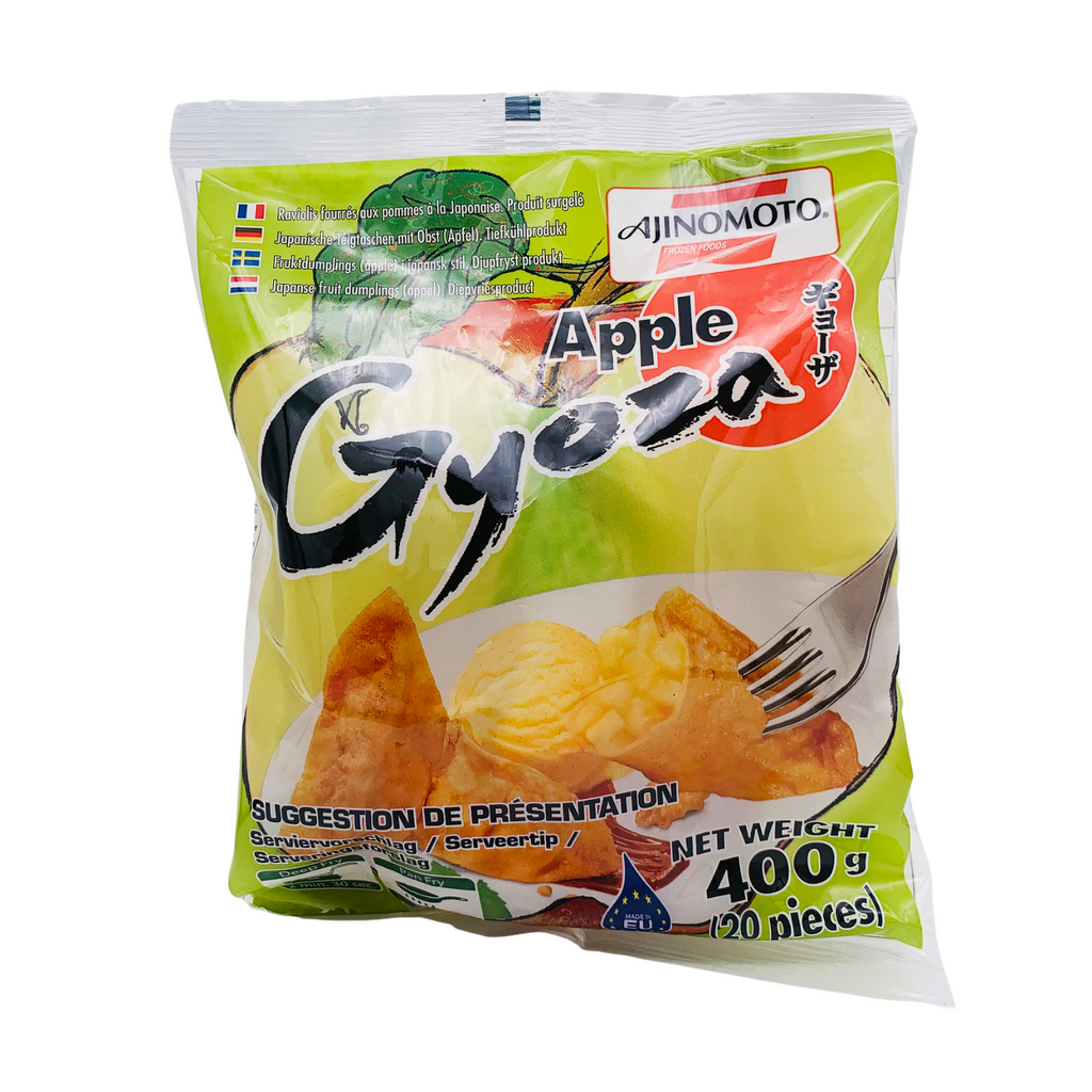 Frozen Apple Gyozas 20 Pieces 400g by Ajinomoto