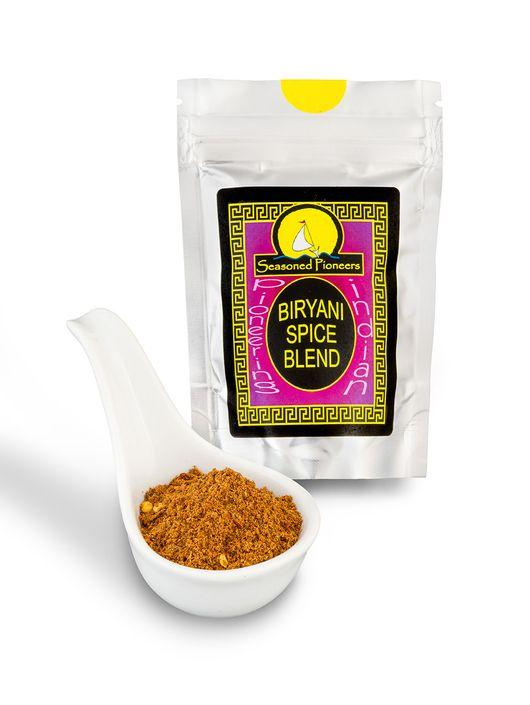 Biryani Spice Blend 38g by Seasoned Pioneers