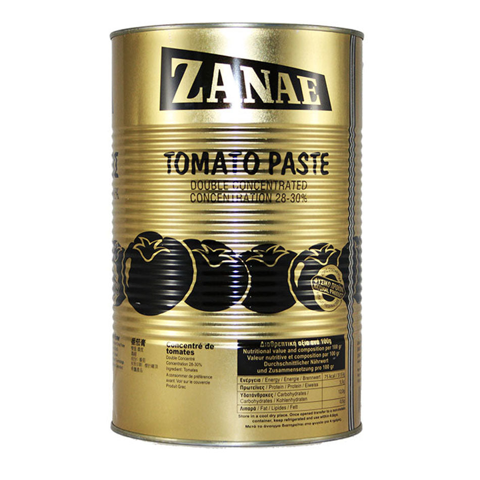 Tinned Tomato Paste 5.5kg by Zanae