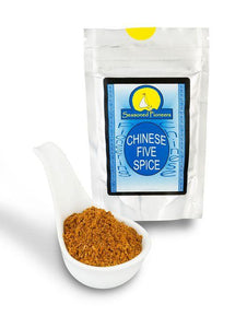 Chinese Five Spice Blend 27g by Seasoned Pioneers