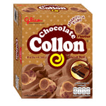 Collon Biscuit Roll (chocolate) 54g by Glico
