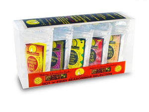 Hot 'N' Fiery Spice Gift Selection by Seasoned Pioneers