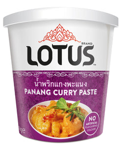 Thai Panang Curry Paste 1kg Large Tub by Lotus