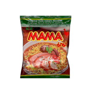 Pa-Lo duck instant noodles (55g) by Mama
