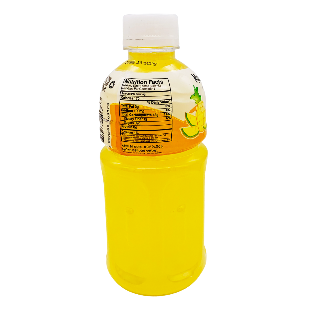 Pineapple Flavour Nata De Coco Drink 320ml by Mogu Mogu