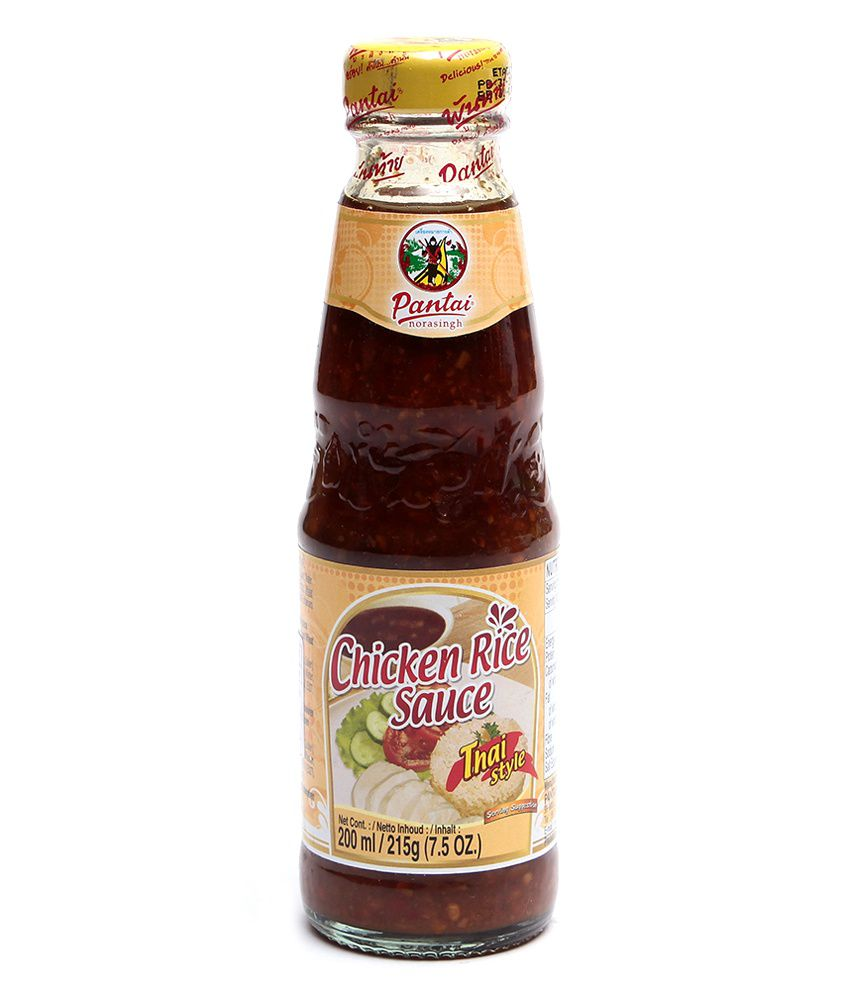Hainanese Chicken Rice Sauce (200ml) by Pantai