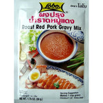 ROAST RED PORK GRAVY MIX 100G BY LOBO - Thai Food Online (your authentic Thai supermarket)