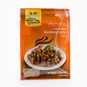 Indonesian Rendang Paste Packet 50g by AHG