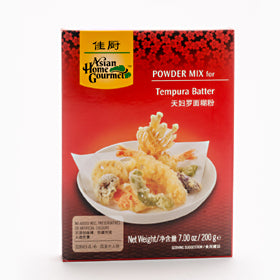 Tempura Batter Mix 200g by AHG