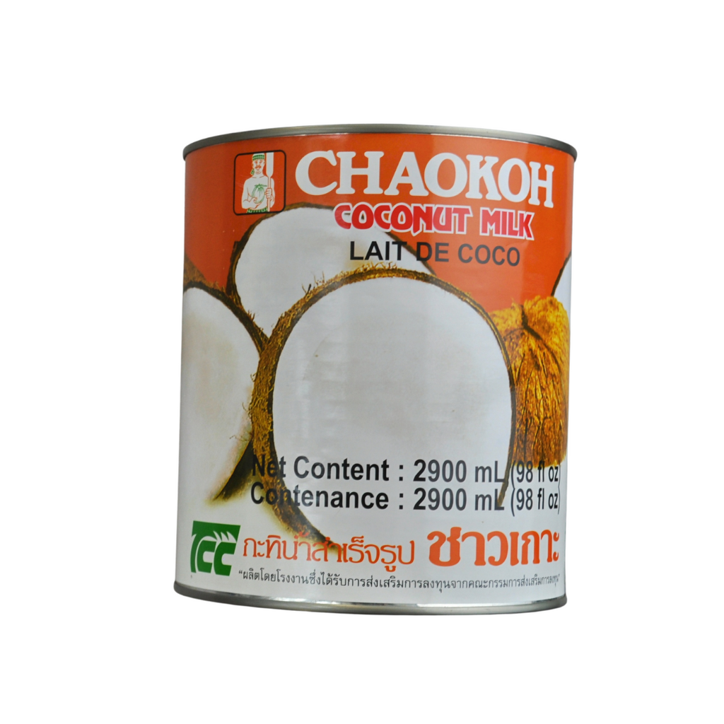 Thai Coconut Milk (2900ml can) by Chaokoh